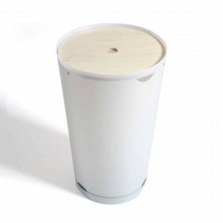 Cesto de la ropa con un moderno diseño envase Marlis