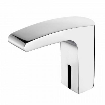 Grifo para lavabo de baño de latón con sensor de infrarrojos, lujo - Gonzo