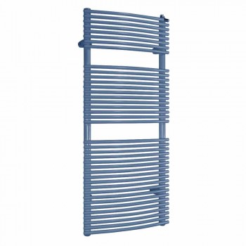 Calentador de toallas de baño hidráulico de diseño vertical en acero 1013 W - Griffin