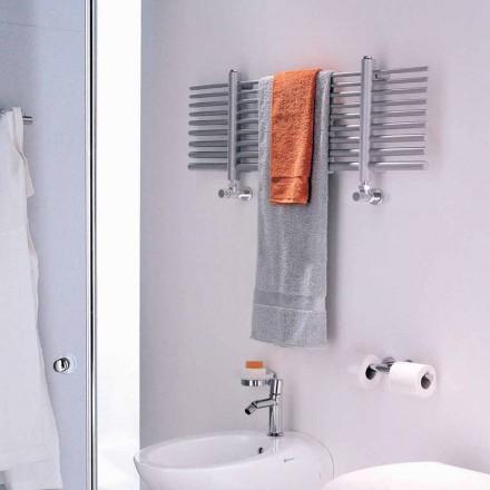 Toallero eléctrico horizontal de diseño modelo Selene Scirocco H