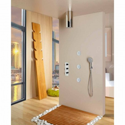 Bossini Rociador de ducha de diseño moderno con 1 chorro