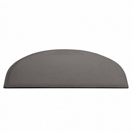 Almohadilla de cuero para escritorio con puntada de rotulador Hecho en Italia - Medea
