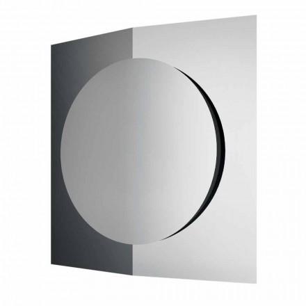 Espejo de Pared Diseño Moderno Compuesto por 3 Paneles Hecho en Italia - Bristol