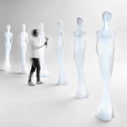Diseño de piso de estatua luminosa con luz LED para interior - Penelope by Myyour