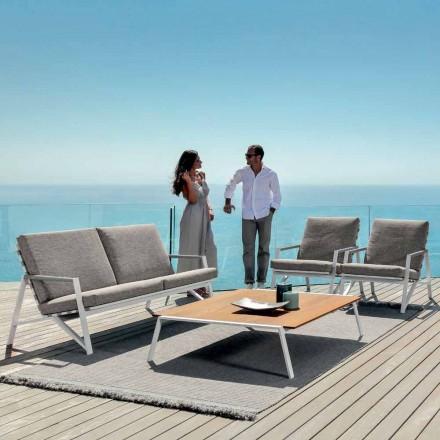 Talenti Cottage composición asientos al aire libre hechos en Italia