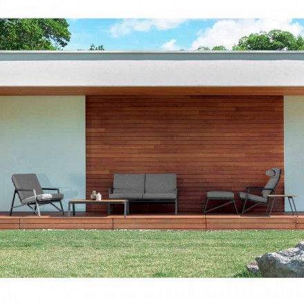 Talenti Cottage composición moderna asientos de jardín hecho en Italia