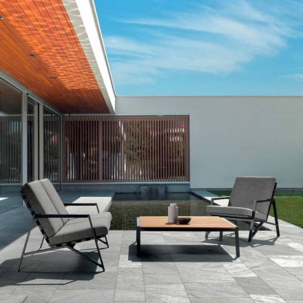 Talenti Cottage design garden lounge made in Italy