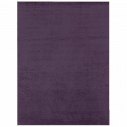 Alfombra de diseño moderno en seda de colores y grandes dimensiones - Outlook
