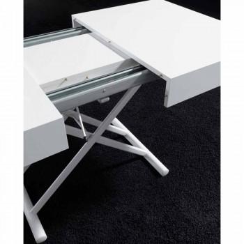 Mesa extensible de mesa en mesa de comedor Gilmore
