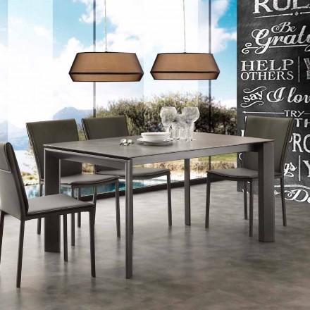 Mesas extensibles de diseño moderno o clásico en oferta - Viadurini