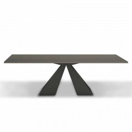 Mesa de comedor extensible hasta 300 cm en Fenix Made in Italy - Dalmata
