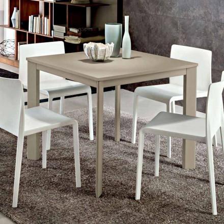 Mesa de comedor extensible Fenix hasta 232 Made in Italy - Bavaria
