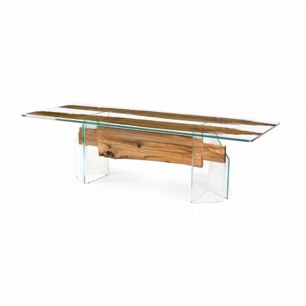 Mesa de diseño madera de Briccola Veneciana modelo Venezia