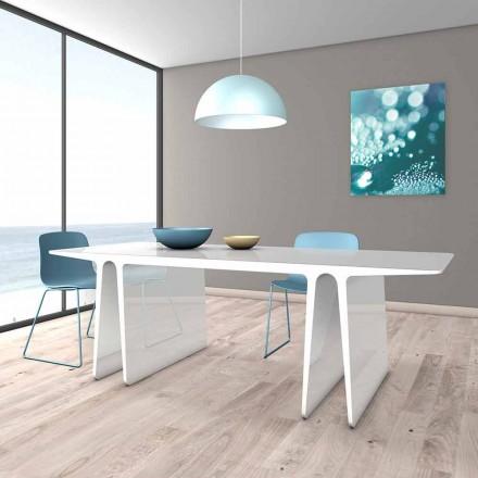 Mesa moderna multifuncional producida en Italia, Mignanego.