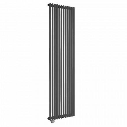 Radiador eléctrico de pared moderno diseño vertical 1000 Watt - Zigolo
