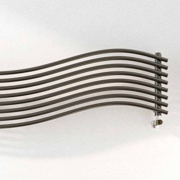 TERMOARREDO hidráulico diseño moderno en Wave de Scirocco H de acero