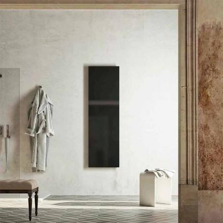 Radiador de diseño moderno hecho en Italia por Fidenza, en Luxolid.