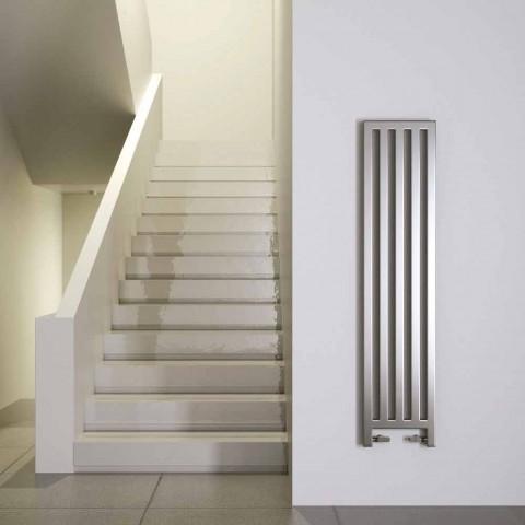 radiador hidráulico vertical fabricado en Italia por el nuevo vestido Scirocco H