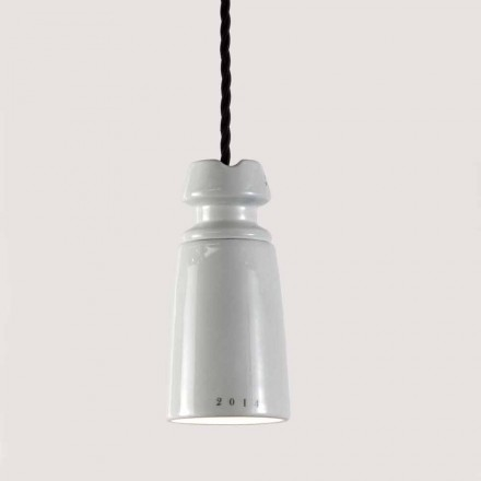 Toscot Battersea lámpara suspendida moderna realizada en cerámica