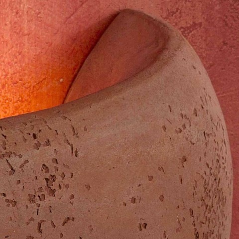 Aplique Toscos Castelverde interior / exterior realizado en Italia