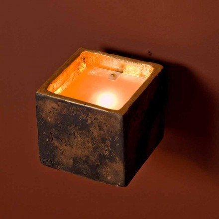 Toscot Montecristo aplique cubo hecho en Toscana