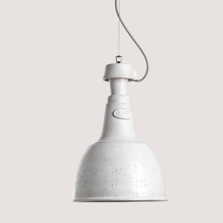 Toscot Torino lámpara suspendida moderna de terracota hecha a mano