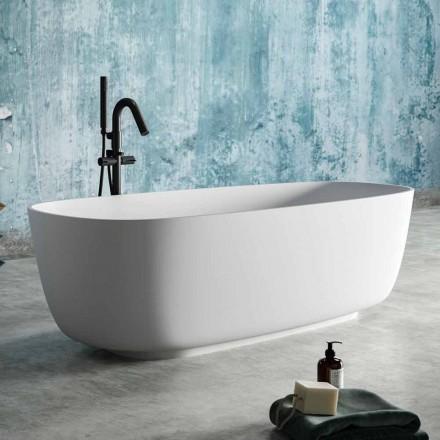 Bañera independiente de diseño moderno en superficie sólida - Canos