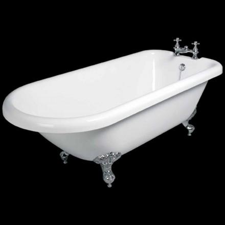 diseño baño independiente Sunset acrílico blanco 1770x795 mm