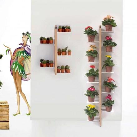 Macetas tía flora de Wall Tierra Fijo